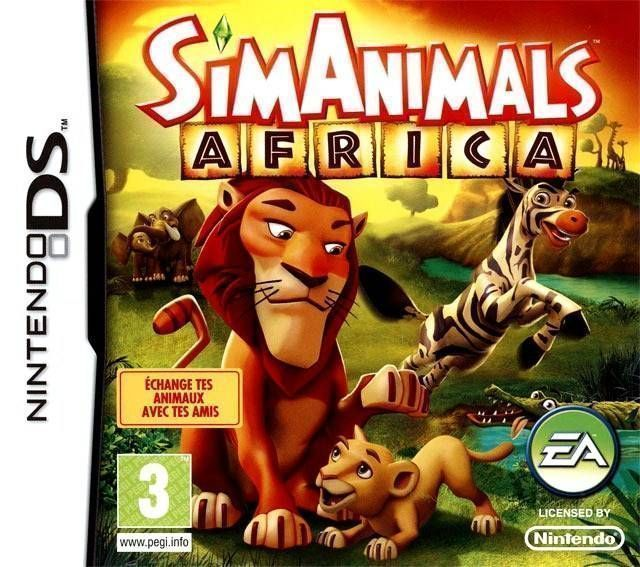 4397 - SimAnimals - Africa (EU)