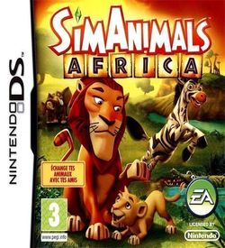 4397 - SimAnimals - Africa (EU) ROM