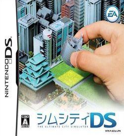 4072 - SimCity DS (v01) (JP)(BAHAMUT) ROM