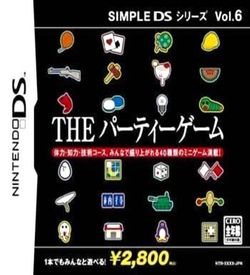 0207 - Simple DS Series Vol. 6 - The Party Game ROM
