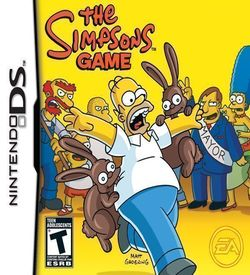 1607 - Simpsons Game, The (Micronauts) ROM