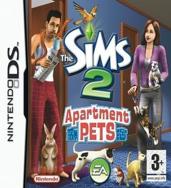2603 - Sims 2 - Apartment Pets, The (DSRP) ROM