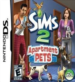 2598 - Sims 2 - Apartment Pets, The ROM