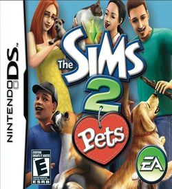 0658 - Sims 2 - Pets, The (Sir VG) ROM
