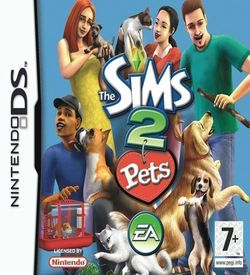 0642 - Sims 2 - Pets, The ROM