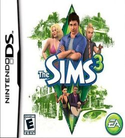 5795 - Sims 3, The ROM