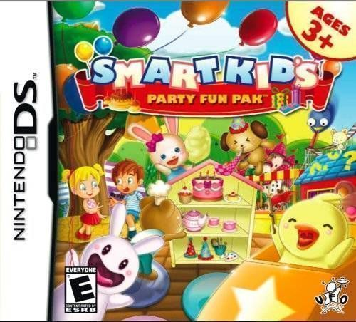 3484 - Smart Kid's Party Fun Pak (US)(NRP)