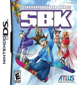0205 - Snowboard Kids - SBK ROM