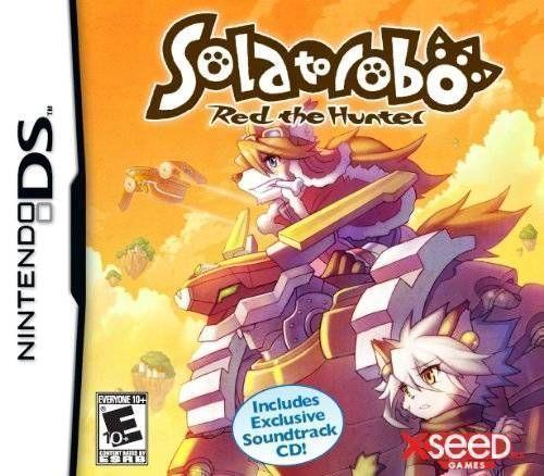 5844 - Solatorobo - Red The Hunter