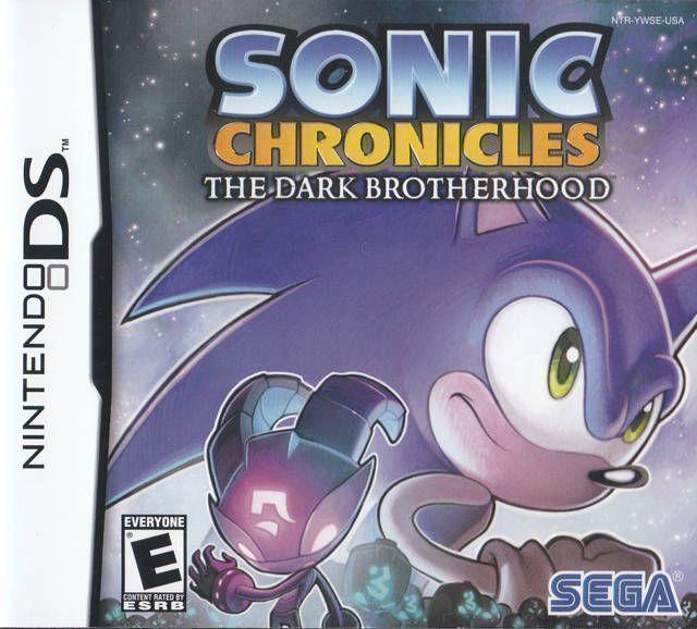 2794 - Sonic Chronicles - The Dark Brotherhood