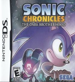 2794 - Sonic Chronicles - The Dark Brotherhood ROM