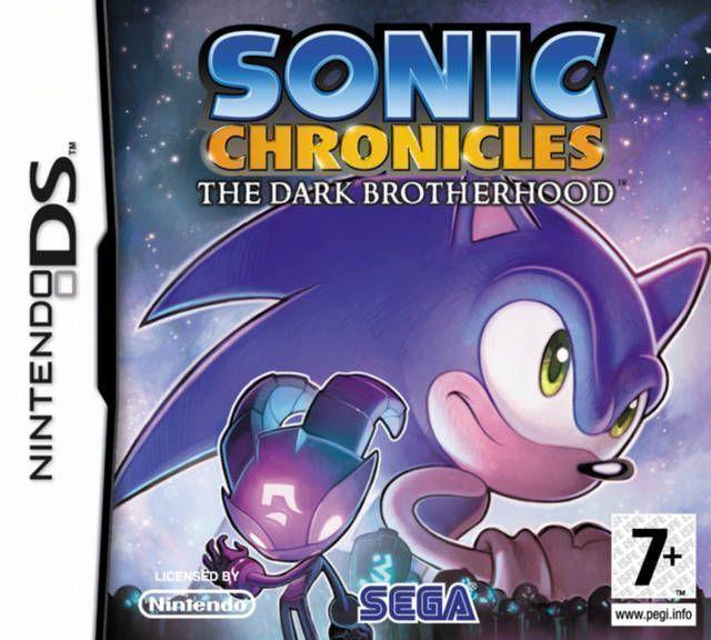 4095 - Sonic Chronicles - Yami Jigen Kara No Shinryakusha (JP)