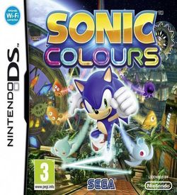 5318 - Sonic Colours ROM