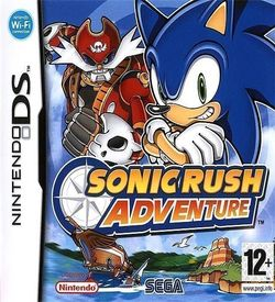 5541 - Sonic Rush Adventure (v01) ROM