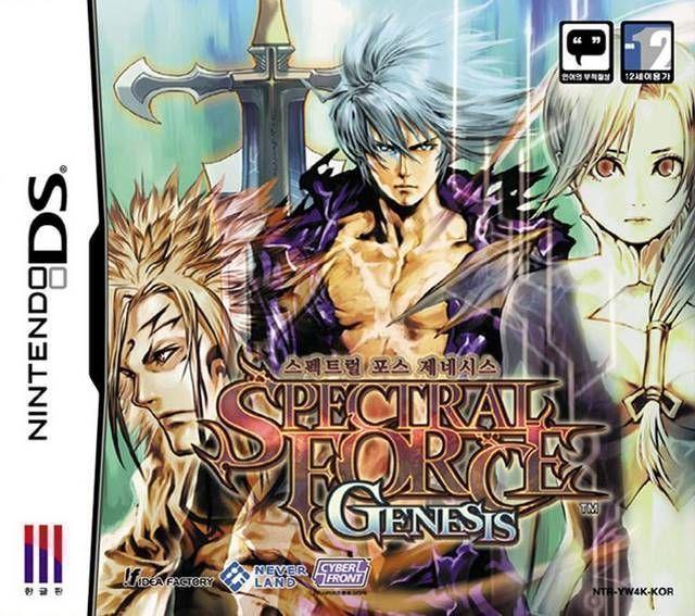 3595 - Spectral Force - Genesis (KS)(NEREiD)