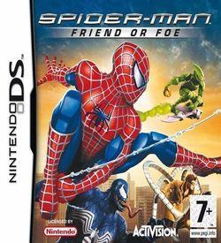 1493 - Spider-Man - Friend Or Foe ROM