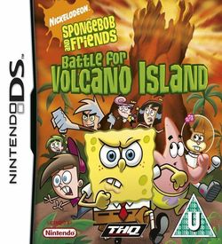 1099 - SpongeBob & Friends - Battle For Volcano Island ROM