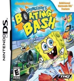 5777 - SpongeBob's Boating Bash ROM