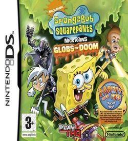 2860 - SpongeBob SquarePants Featuring Nicktoons - Globs Of Doom ROM