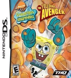 0170 - Spongebob Squarepants - The Yellow Avenger ROM