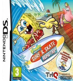 5896 - SpongeBob - Surf & Skate Roadtrip ROM