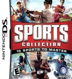 5686 - Sports Collection - 15 Sports To Master ROM