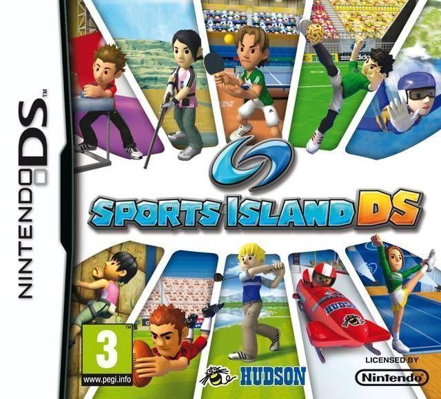 4890 - Sports Island DS