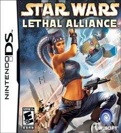0764 - Star Wars - Lethal Alliance ROM