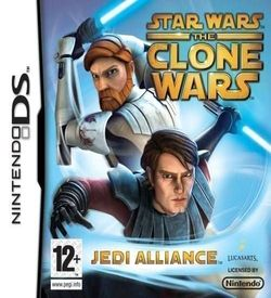 2971 - Star Wars - The Clone Wars - Jedi Alliance ROM