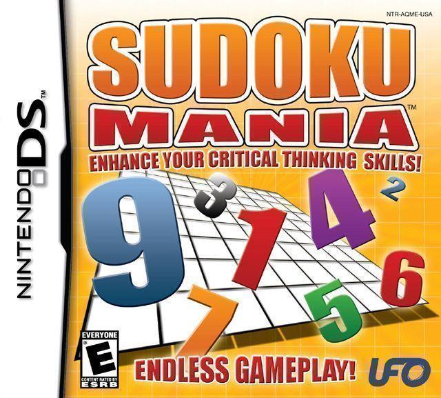 0480 - Sudoku Mania