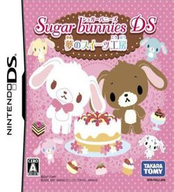 4690 - Sugar Bunnies DS - Yume No Sweets Koubou (v01) (JP)(BAHAMUT) ROM