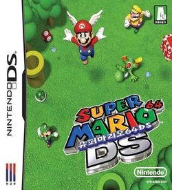 1296 - Super Mario 64 DS (Sir VG) ROM