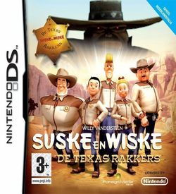 4104 - Suske En Wiske - De Texas Rakkers (EU)(DDumpers) ROM
