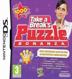5362 - Take A Break's Puzzle Bonanza ROM