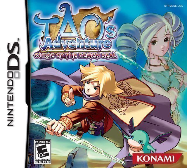 0369 - Tao's Adventure - Curse Of The Demon Seal