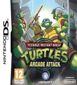 4490 - Teenage Mutant Ninja Turtles - Arcade Attack (EU)(BAHAMUT) ROM