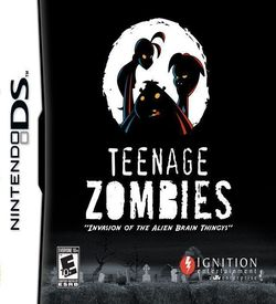 2235 - Teenage Zombies - Invasion Of The Alien Brain Thingys! (SQUiRE) ROM