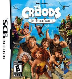 6168 - The Croods - Prehistoric Party! ROM