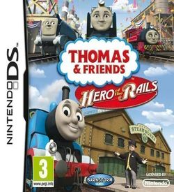 6095 - Thomas & Friends - Hero Of The Rails ROM