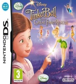 5247 - Tinker Bell And The Great Fairy Rescue ROM