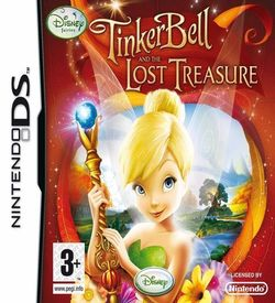 4465 - Tinker Bell And The Lost Treasure (EU)(BAHAMUT) ROM