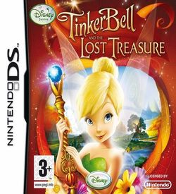 4632 - Tinker Bell And The Lost Treasure (EU) ROM