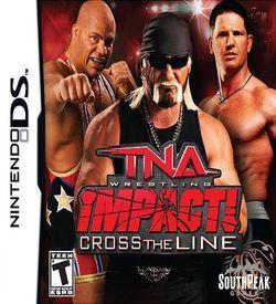 5046 - TNA Impact - Cross The Line ROM