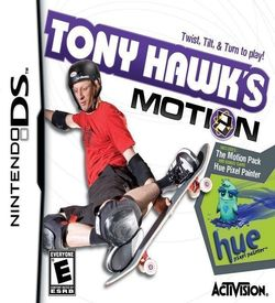 3127 - Tony Hawk's Motion (Sir VG) ROM