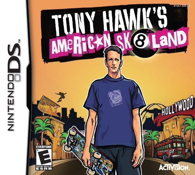 0174 - Tony Hawk's American Sk8land