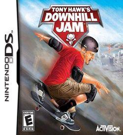0636 - Tony Hawk's Downhill Jam (Psyfer) ROM