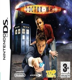 2316 - Top Trumps - Doctor Who ROM