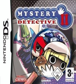 2321 - Touch Detective II ROM