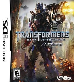 1269 - Transformers - Autobots (S)(Dark Eternal Team) ROM