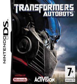5542 - Transformers - Autobots (v01) ROM